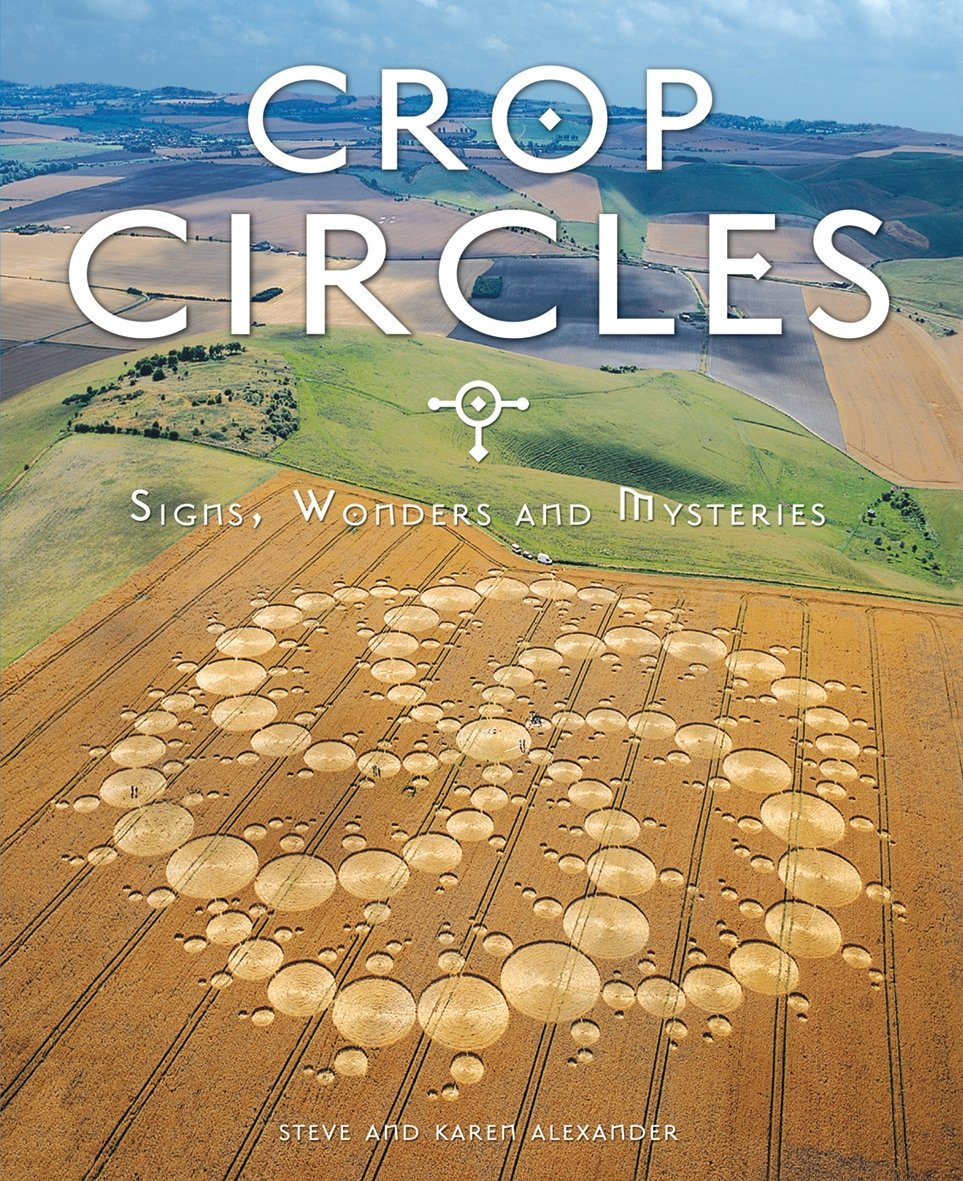 Image result for crop circles by steve alexander