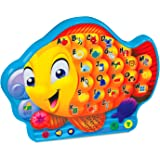 The Learning Journey Touch&Learn-Alphabet Fish, Multi-Colour,  205822.Tlj