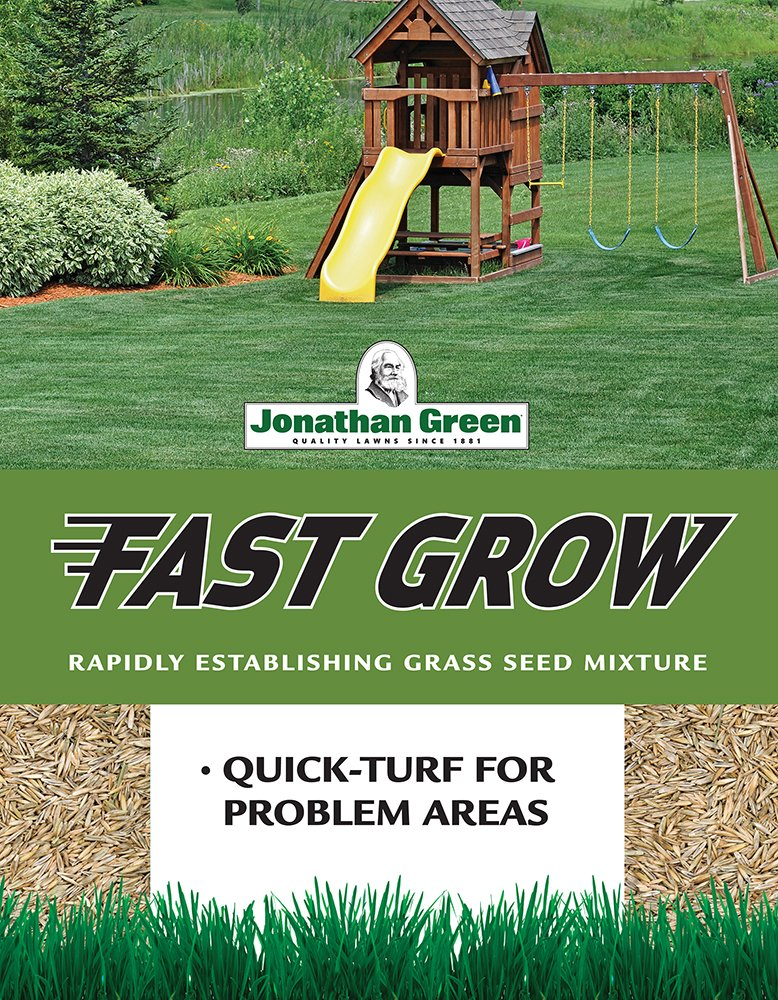 Jonathan Green 10820 Fast Grow Grass Seed Mix