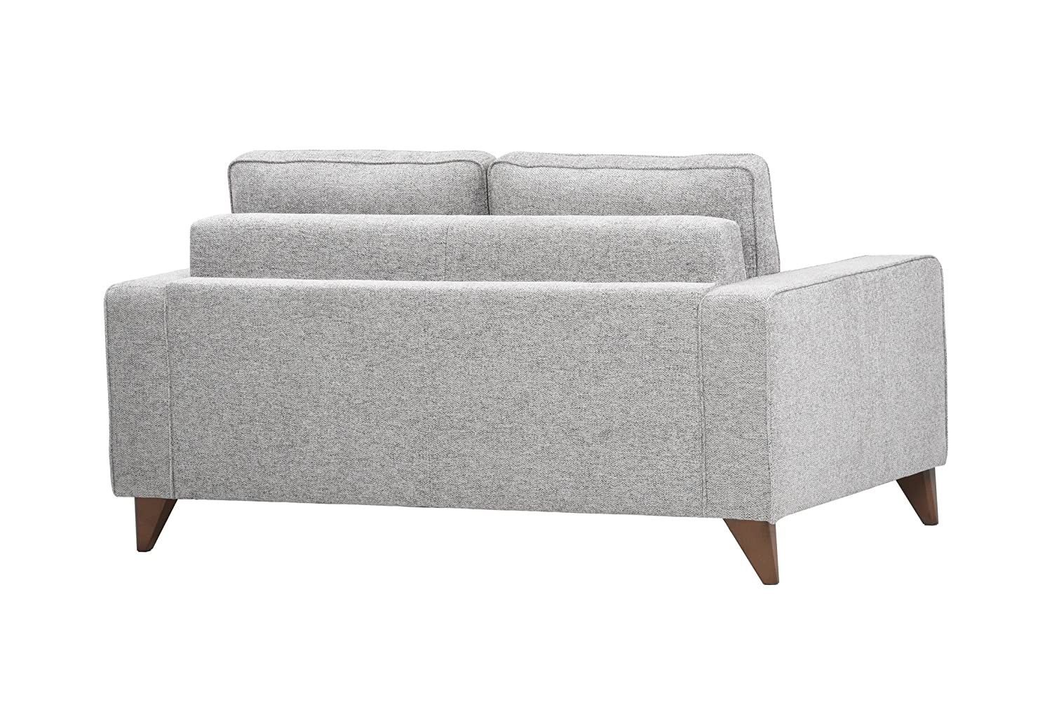 Amazon.com: Gary Premium Fabric Sofa Collection in Grey by ...