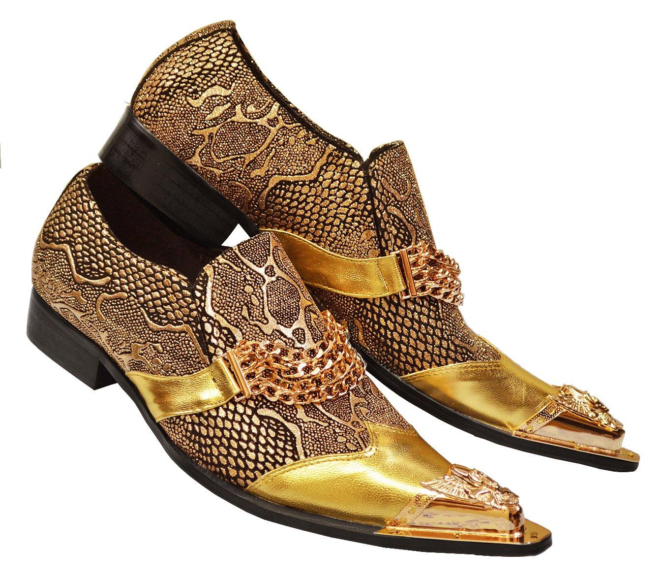 Genuine Alligator Men's Shoe: Amazon.com