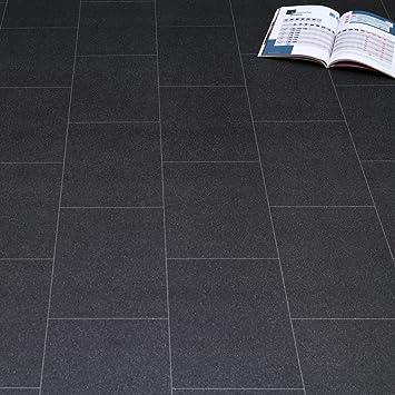 2m Breit Schwarz Bodenbelag 5,90//m² 5,90€//m² PVC