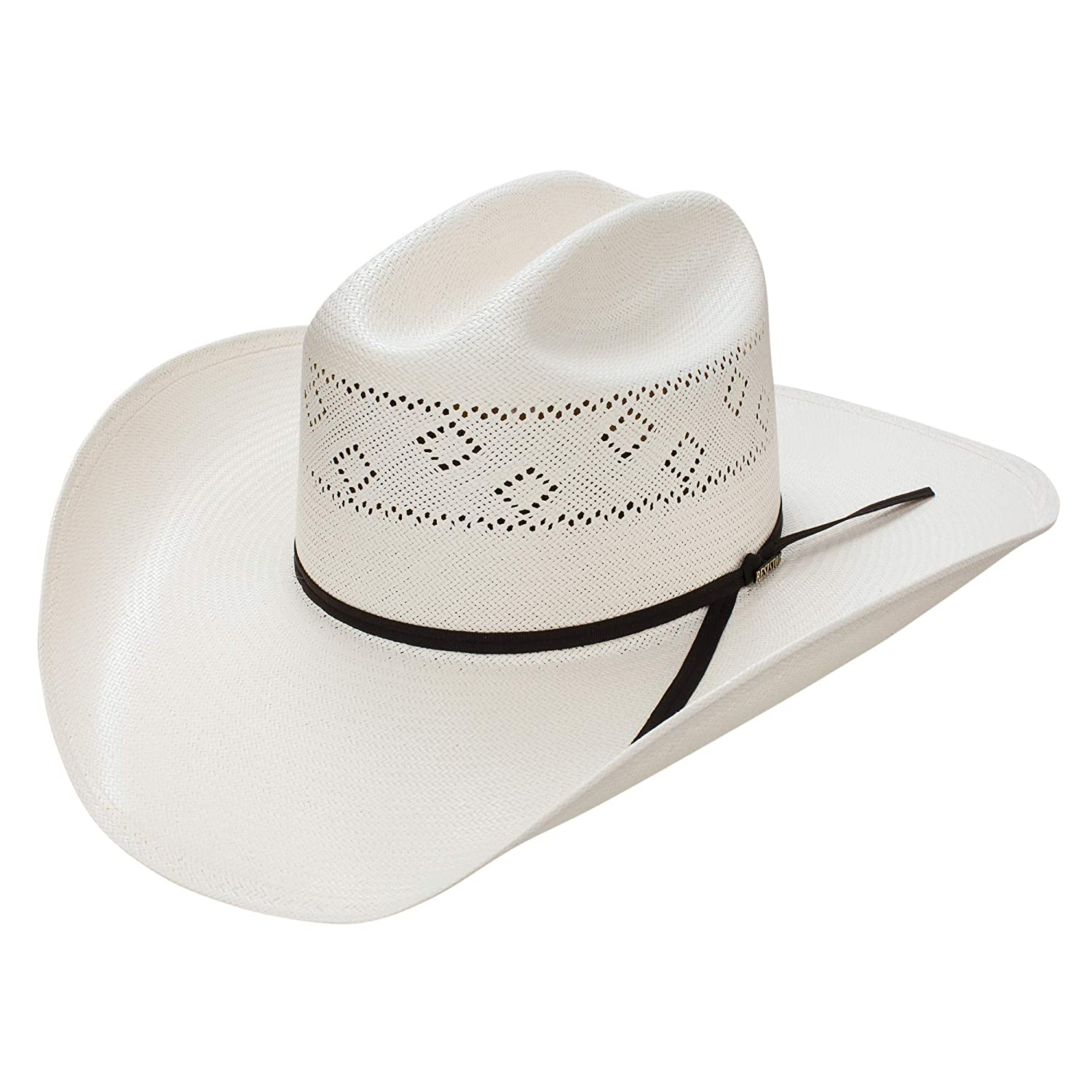 Resistol 20X Tuff Anuff Natural Cowboy Hat Forester Size 7 RSFRST-30428170