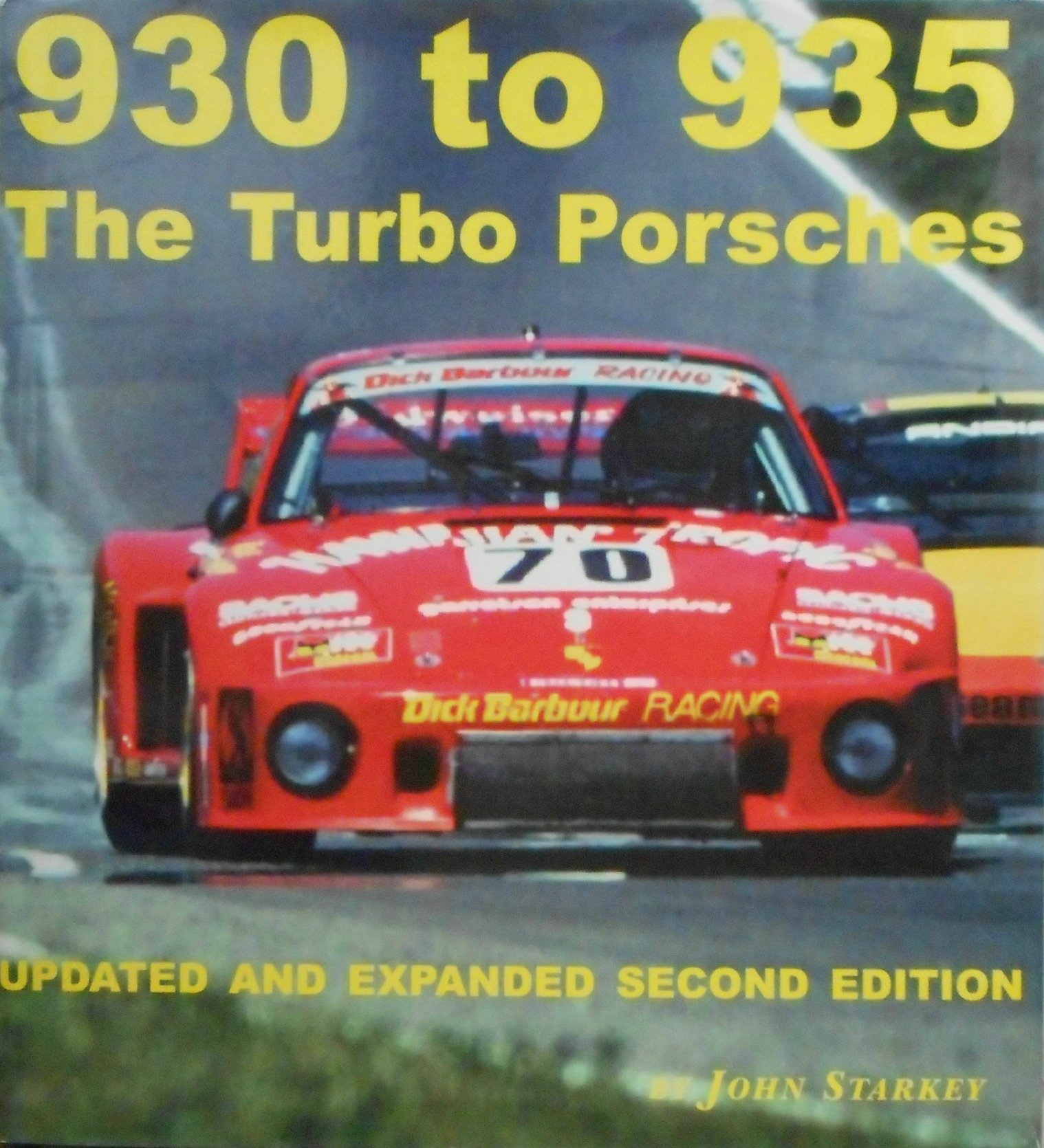 930 to 935 the Turbo Porsches Hardcover – 2000