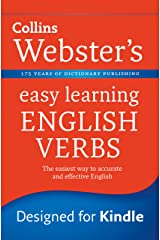 English Verbs: Your essential guide to accurate English (Collins Webster's Easy Learning) Kindle Edition