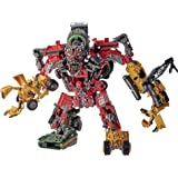 Transformers Toys Studio Series 69 Revenge of The Fallen Devastator Constructicon Action Figures 8-Pack - Kids Ages 8…