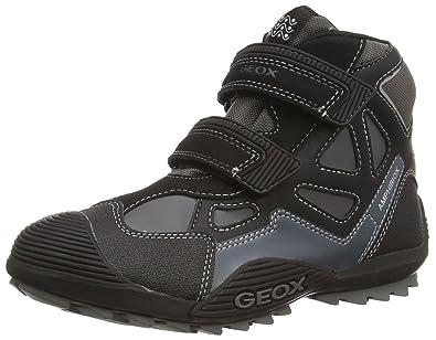 4e3f5e5ab8 Amazon.com | Geox Boy's Junior Savage Waterproof Boots | Shoes