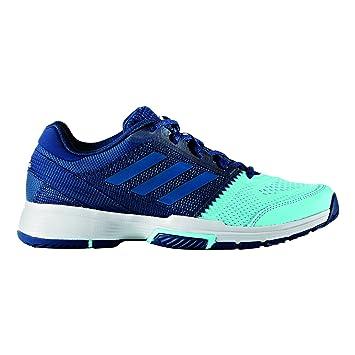 adidas Zapatillas Mujer Barricade Club Azul Marino: Amazon.es: Deportes y aire libre