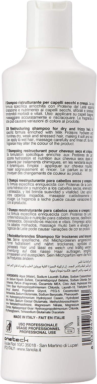 Fanola, Champú - 1 unidad: Amazon.es: Belleza