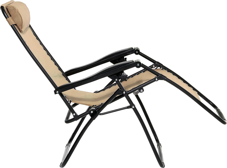 AmazonBasics Zero Gravity Chair recliner