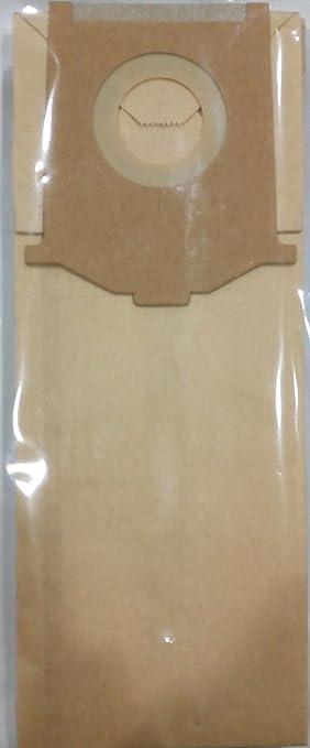 SI18 8 piezas.Bolsas de aspiradora. Repuesto compatible con ...