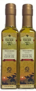product image for Southeast Texas Organic Olive Oil 8.5 oz Pure Extra Virgin Olive Oil First Cold Press (2 Pack)