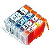 Pack 4 Canon BCI-3 , BCI-3E , BCI-6 Cartouches Compatibles. 1 noir grande, 1 cyan, 1 magenta, 1 jaune compatible avec Canon iP3000.Cartouches Compatibles. JET D ENCRE imprimantes. BCI-3-E-BK , BCI-6-C / BCI-3-E-C , BCI-6-M / BCI-3-E-M , BCI-6-Y / BCI-3-E-Y © Encre Choix