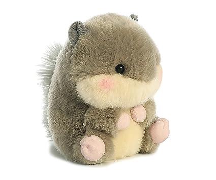 3ae297edeaf2 Amazon.com: Aurora World 16814 NANIGANS - Squirrel Plush, 5