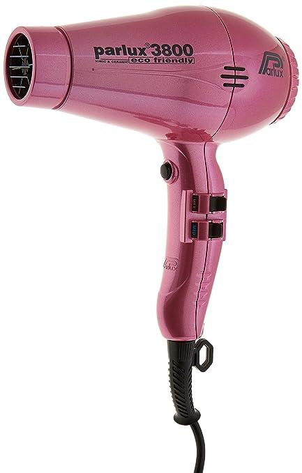 Parlux secador 3800 Eco Friendly Cerámica Iónico rosa 2100 W