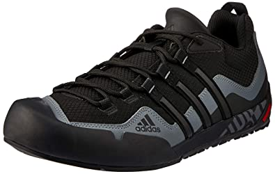 b78c3c3c6890f adidas Originals Unisex Adults  Terrex Swift Solo Low Rise Hiking Boots