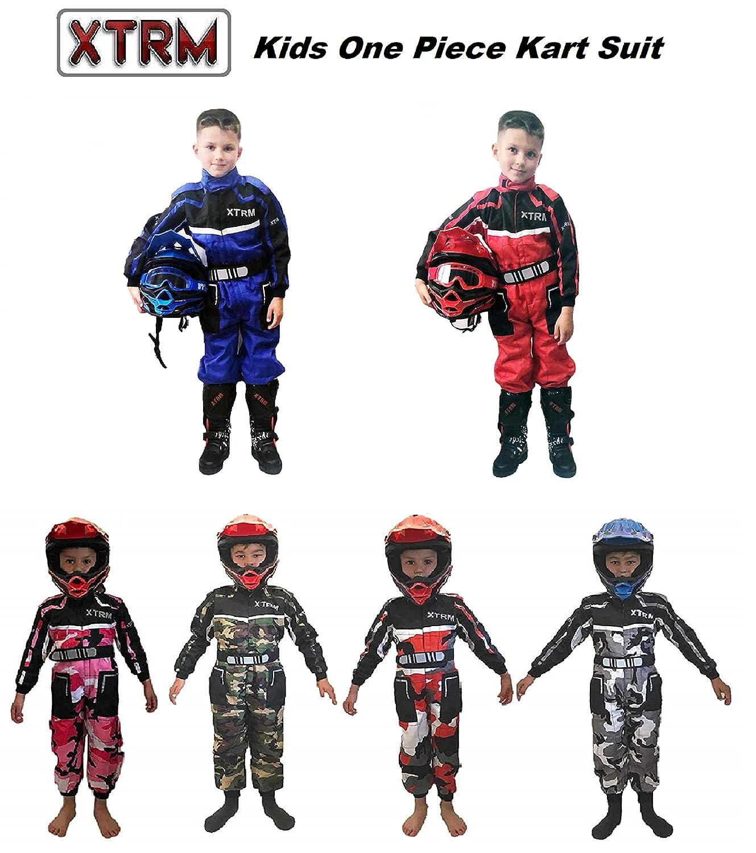 XTRM - Traje de carreras para niños - Motocross para niños ...