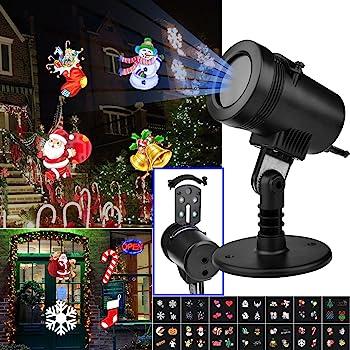 Zeiger Christmas Projector LED Spotlights