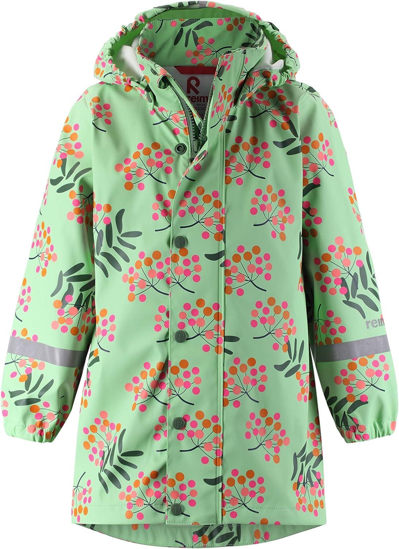 Waterproof Raincoat with Hood /& Sleeves for Kids Coat Rain