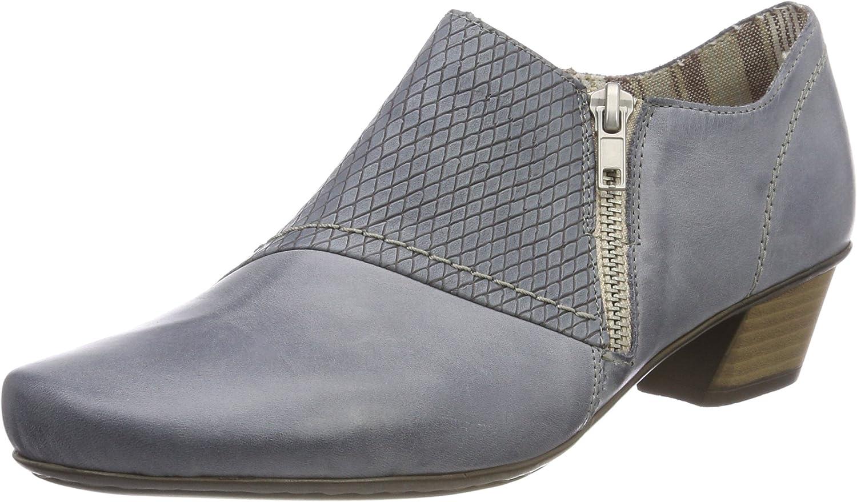 Rieker 53861, Zapatos de Tacón para Mujer