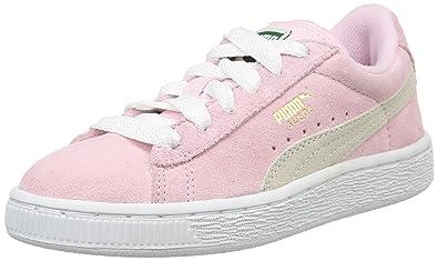 03baed6e8edb Puma Suede Jr, Baskets Basses Mixte Enfant: Amazon.fr: Chaussures et ...