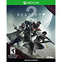 Destiny 2 Standard Edition for Xbox One by Activision + Destiny 2 Expansion Pass