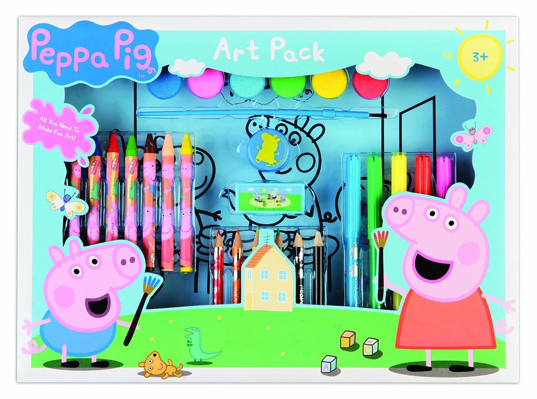 Amazon.com: Peppa Pig arte Pack, cumpleaños, Navidad, en ...