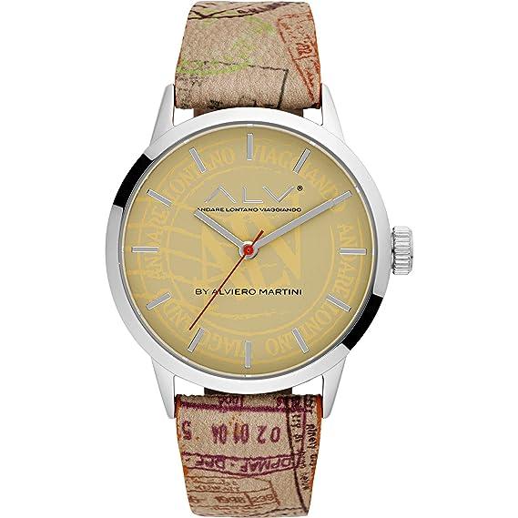 stile unico qualità autentica rivenditore online orologio solo tempo donna ALV Alviero Martini casual cod ...