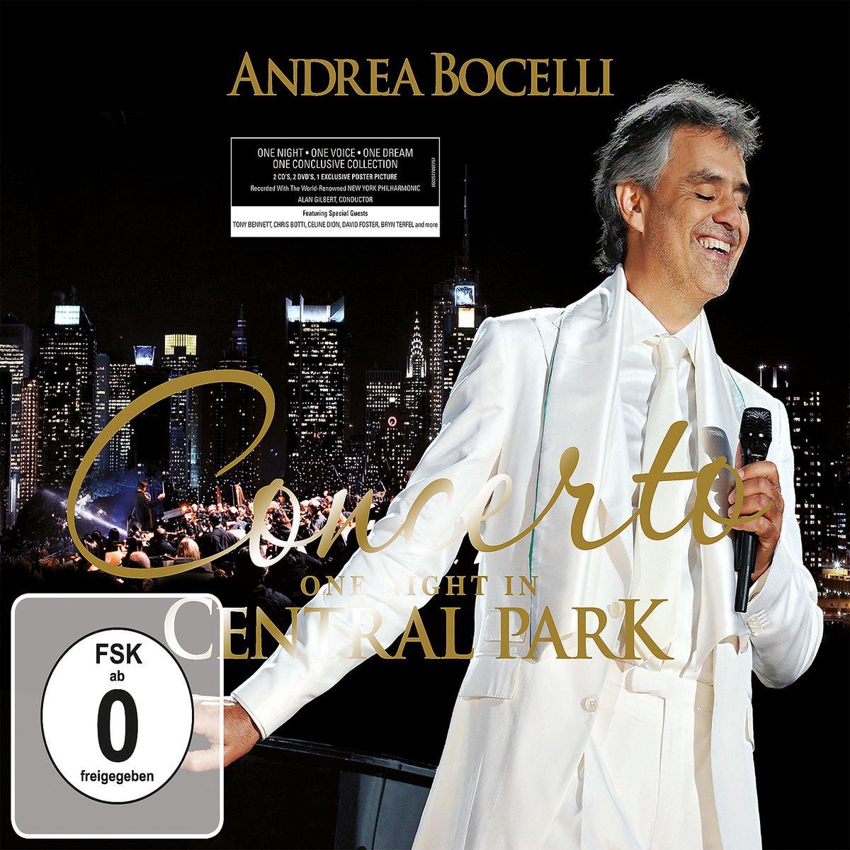 Andrea Bocelli pretty yende dating