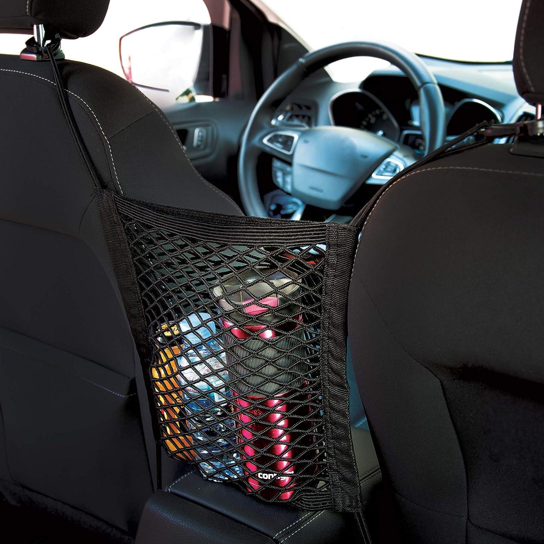 Amazon.com: New Car Seat Gap Cargo Organizer Storage Elastic Mesh Net Pouch Holder Nylon: Baby