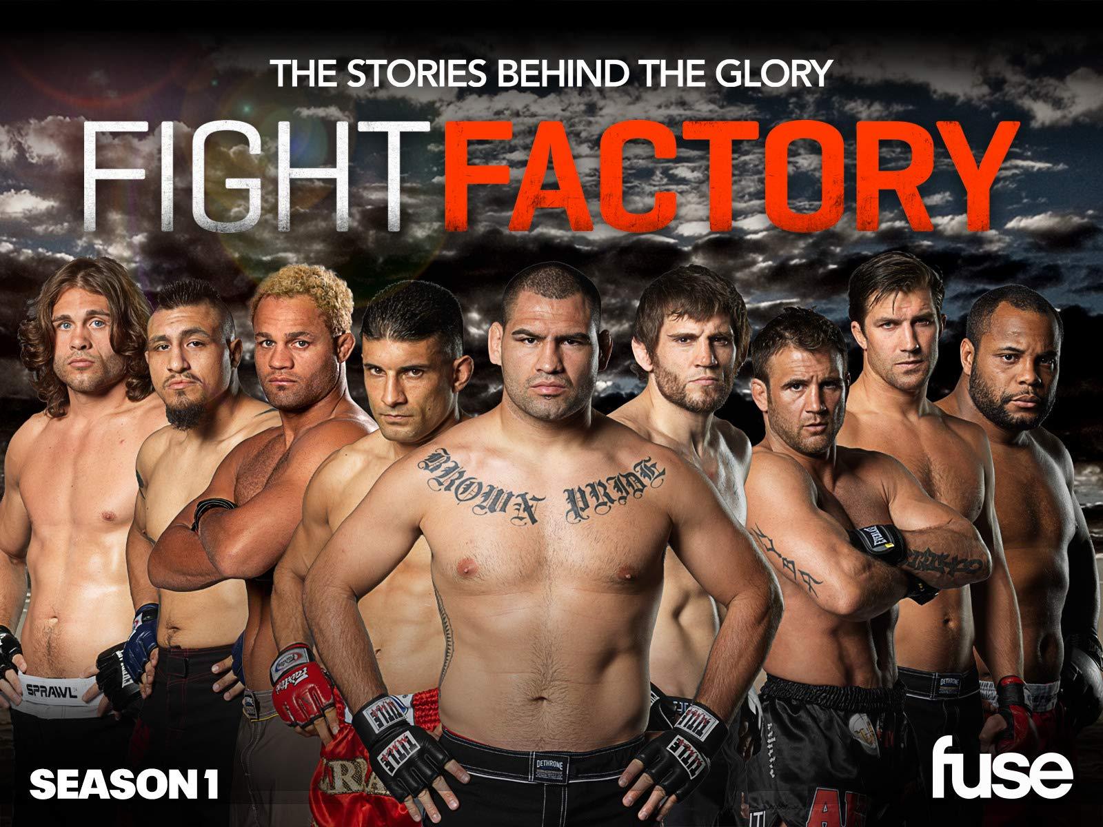 Fight Factory on Amazon Prime Video UK
