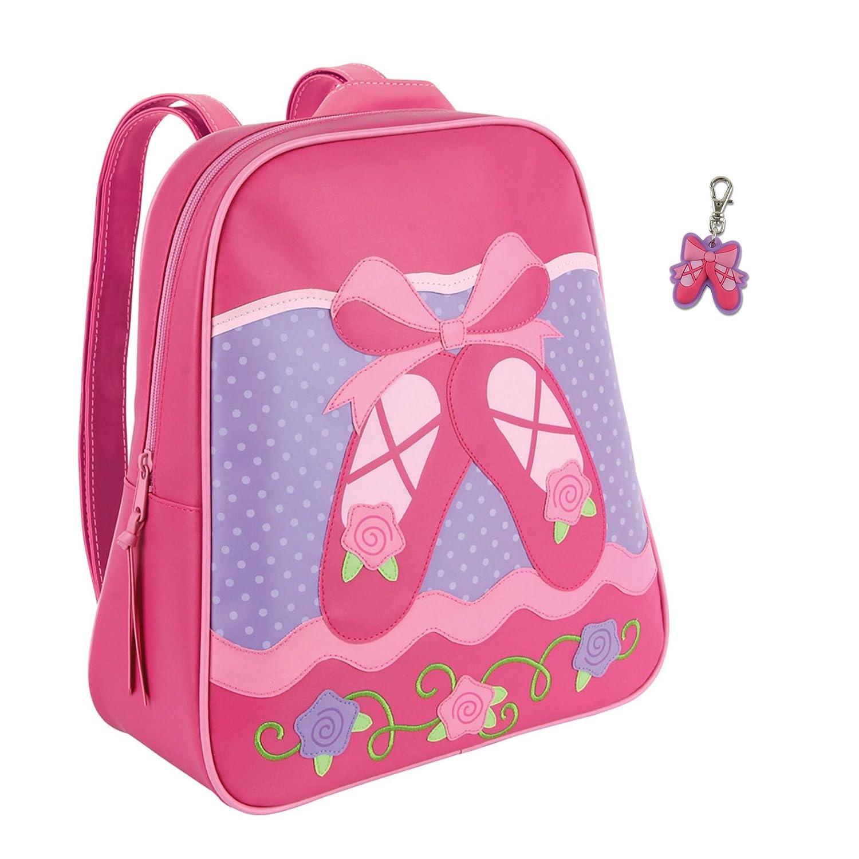 Stephen Joseph Girls Ballet Shoes Backpack