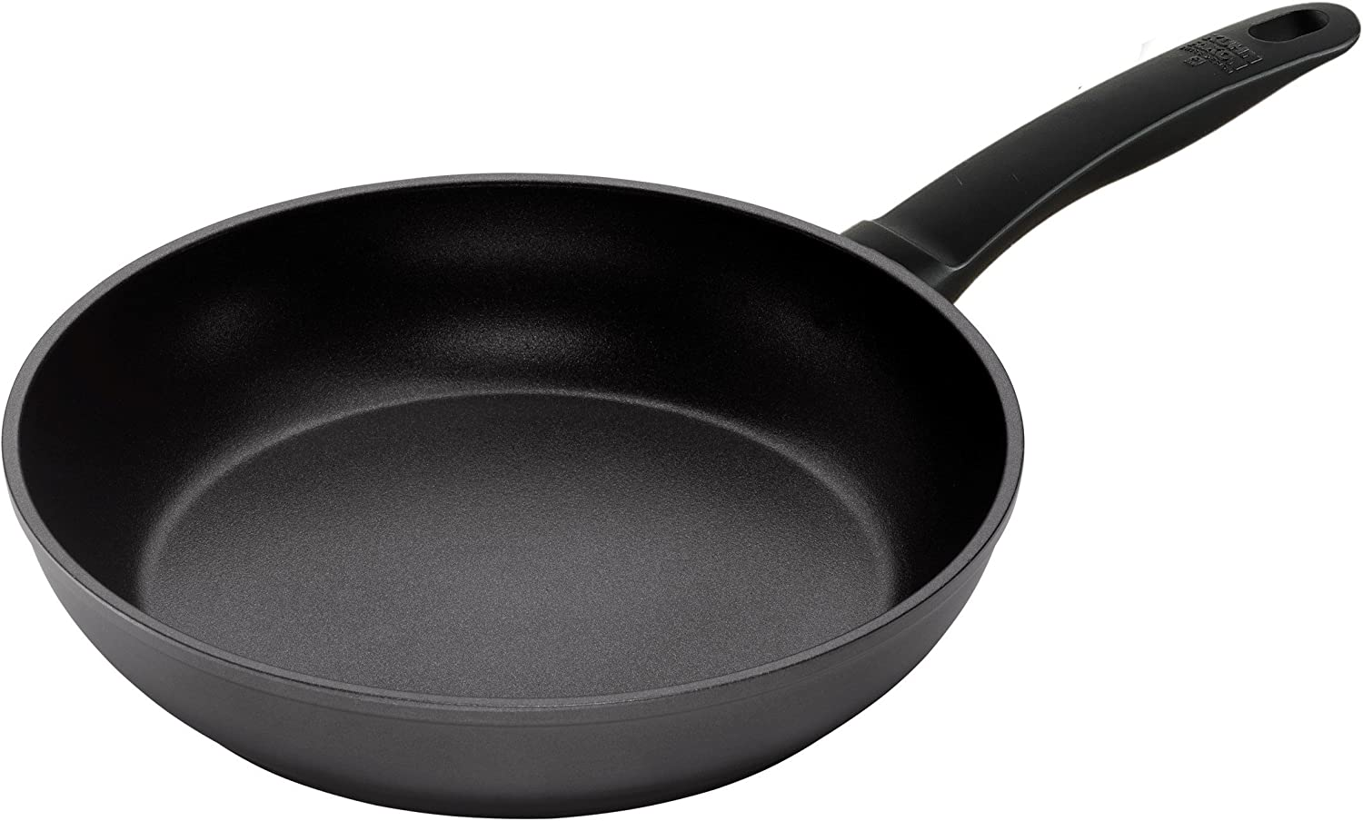 Aluminum Kuhn Rikon Easy Induction Non-Stick Frying Pan Black 9.5-Inch