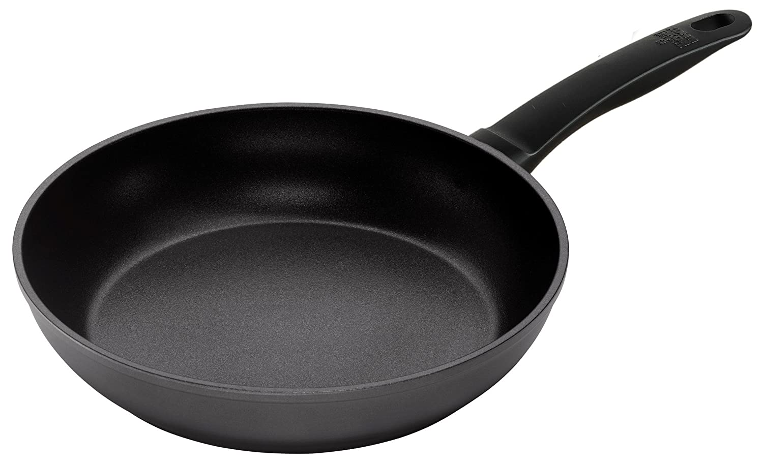 Kuhn Rikon Easy Induction Non-Stick Frying Pan, 8-Inch, Aluminum, Black