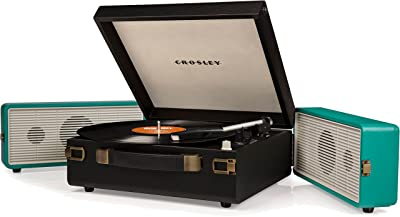 Crosley CR6230A-TU Snap Portable USB Turntable