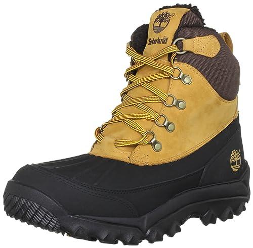 ca67231eb96 Timberland Men's Rime Ridge Waterproof Boot,Wheat,14 M US: Amazon.ca ...