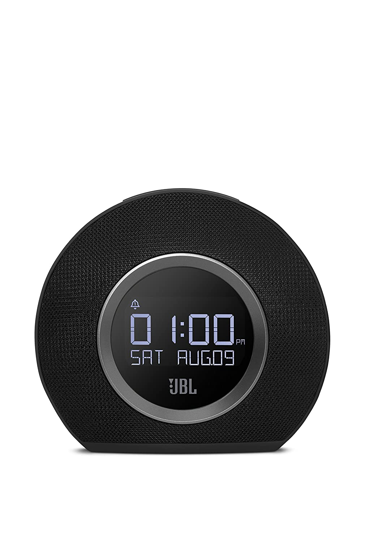 Jbl Horizon Bluetooth Clock Radio With Usb Charging And Speaker Xtreme Hitam Ambient Light Black Home Audio Theater