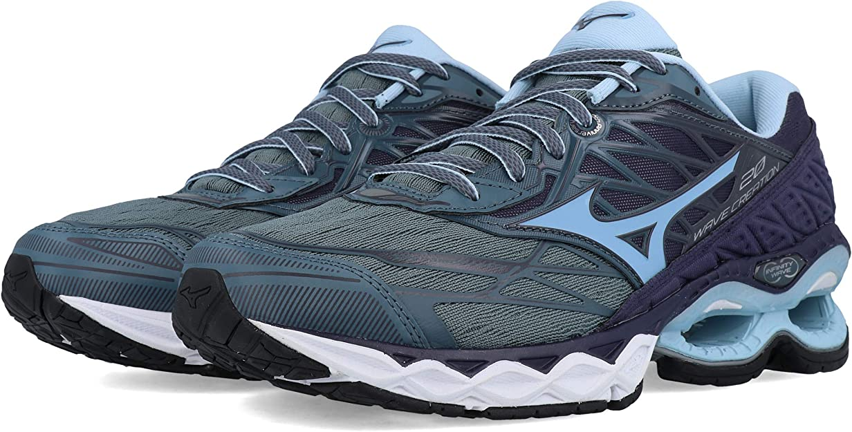Mizuno Wave Creation 20 Womens Zapatillas para Correr - SS19-37: Amazon.es: Zapatos y complementos