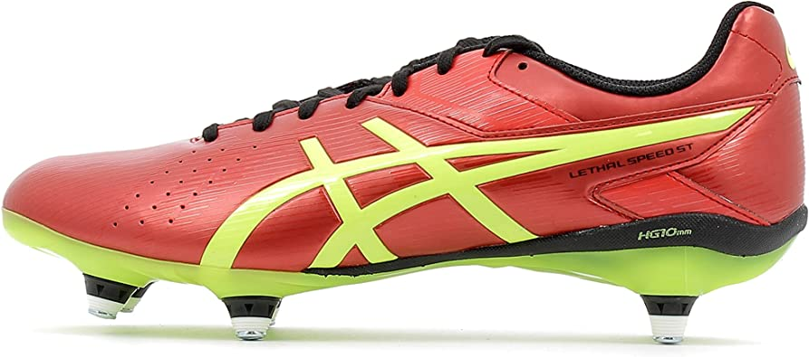ASICS Lethal Speed ST Rugby Boots - 8