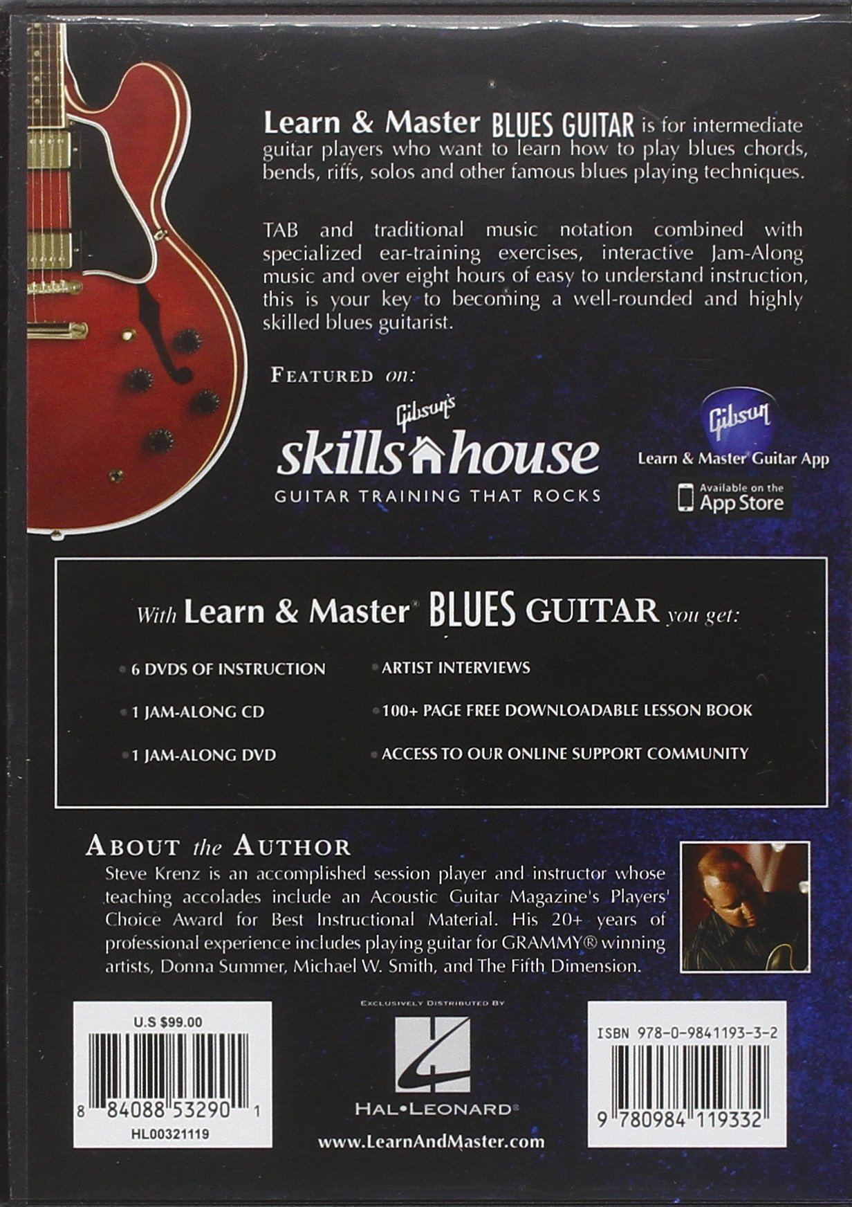 learn and master blues guitar spotlight series