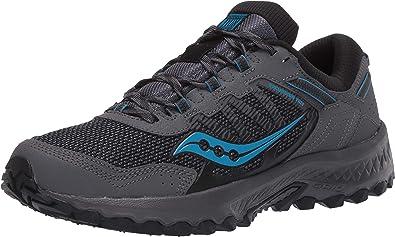 Saucony Versafoam Excursion Tr13 - Zapatillas de senderismo para hombre: Amazon.es: Zapatos y complementos
