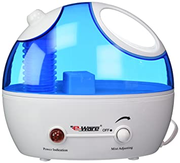Amazon.com: Mini Office/Bedroom Ultra-sonic Humidifier: Health ...