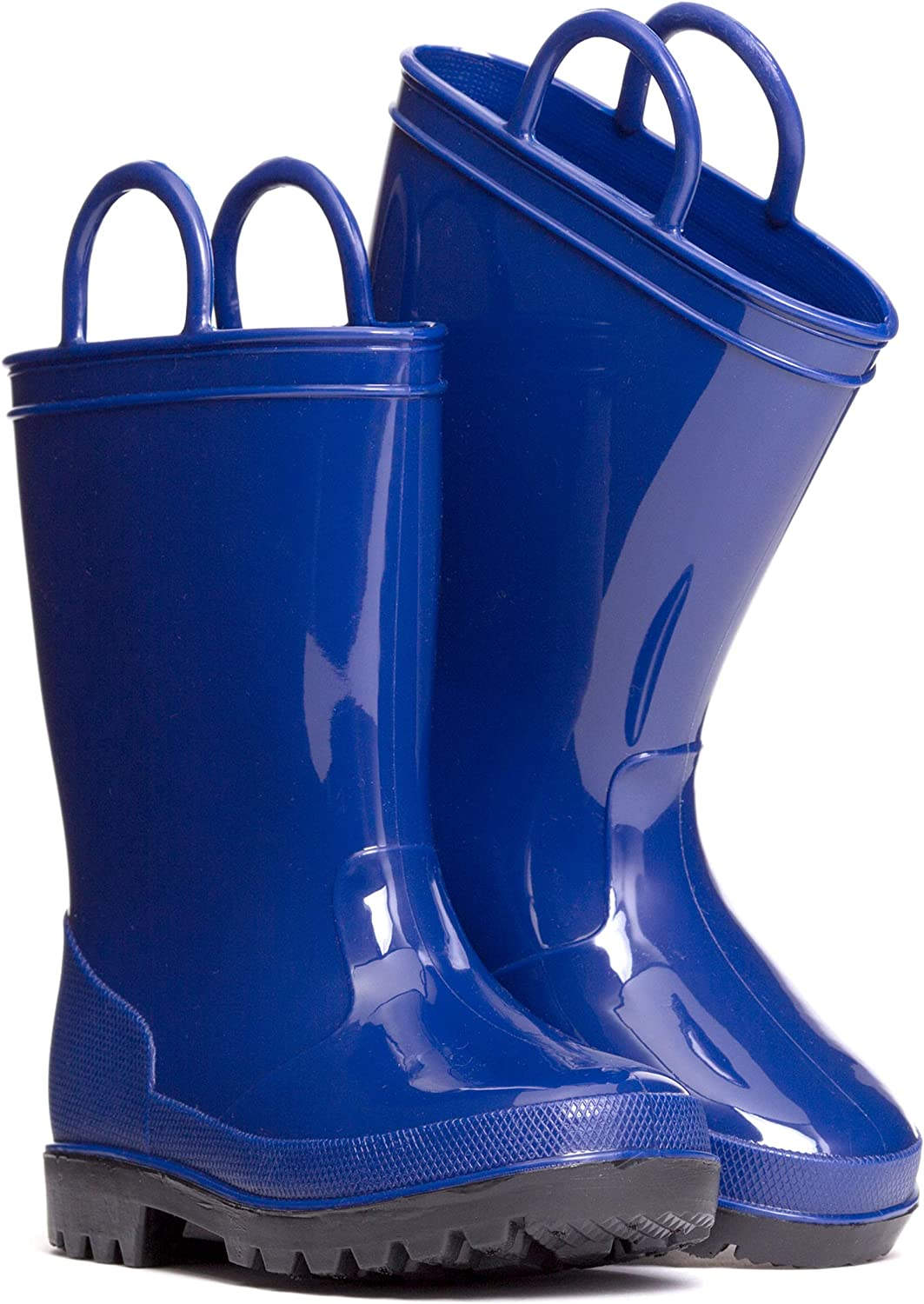 Boys ZOOGS Kids Waterproof Rain Boots for Girls and Toddlers