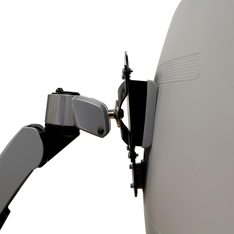 VESA Mount Adapter for Viotek GN27C, NB27C, NB32C and MSI Optix G27C Monitors - by HumanCentric