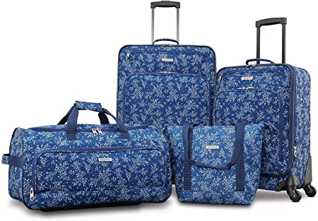 American Tourister Softside Luggage Set