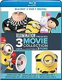 Illumination Presents: 3-Movie Collection (Despicable Me / Despicable Me 2 / Despicable Me 3) [Blu-ray] (Sous-titres français)