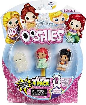 Ooshies Disney - Pack de 4 Unidades de Asst - Wave 1: Amazon.es: Juguetes y juegos