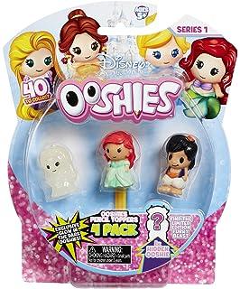 Ooshies – 76477.0039 – Pack 4 Figuras Princesas Disney – Puntas para lápiz bolígrafo Fieltro – Mix 1: Amazon.es: Juguetes y juegos