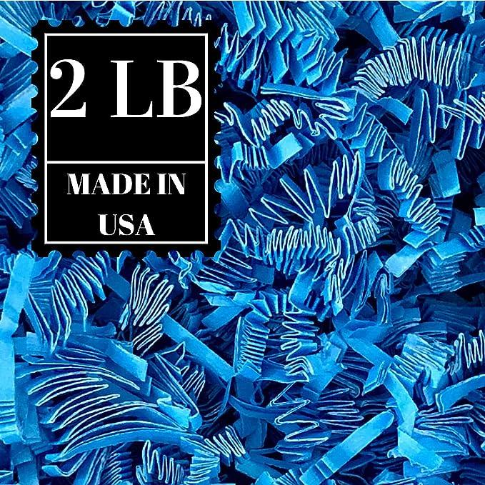 Krinkle Cut Zig Zag Luxury Shredded Paper Hamper Fill Basket Filler Shred Gift Filling Red various amounts