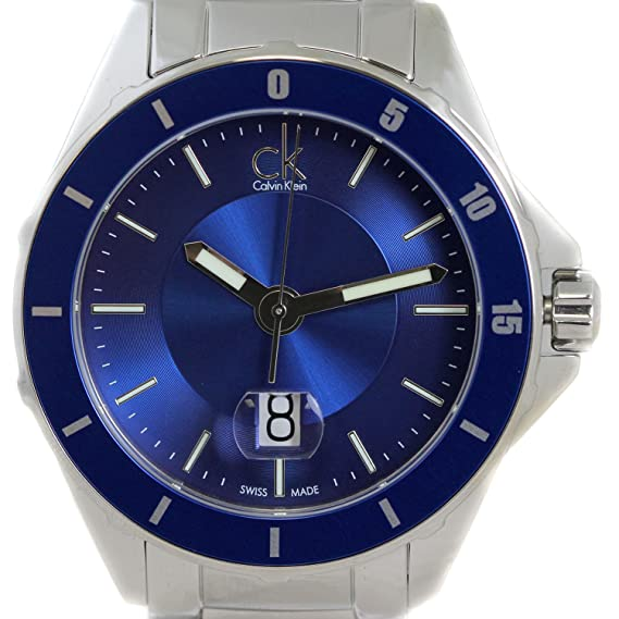 Amazon.com: Calvin Klein Play Mens Quartz Watch K2W21Z4N: Calvin Klein Watches: Watches
